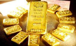 ราคาทองคำ Spot ร่วงลงใกล้แตะระดับ 1,280 ดอลลาร์ต่อออนซ์