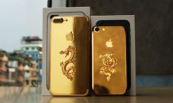 เคสโทรศัพท์ทองคำ