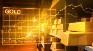 ภาวะตลาดทองคำนิวยอร์ก: ทองปิดบวก $10.3 รับความหวังสหรัฐกระตุ้นศก.,ดอลล์อ่อนหนุนตลาด