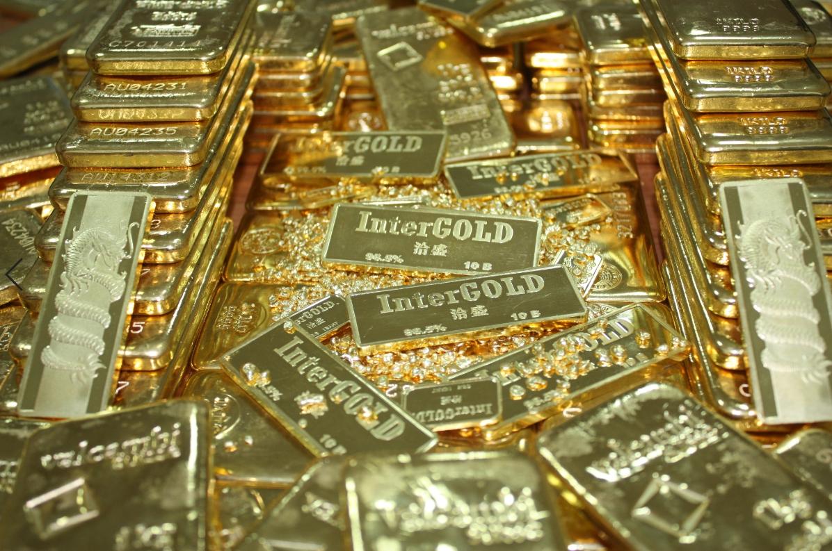 ภาวะตลาดทองคำนิวยอร์ก: ทองปิดบวก $9.1 นลท.แห่ซื้อสินทรัพย์ปลอดภัยหลังหุ้นร่วงหนัก