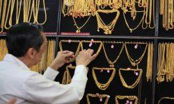 ราคาทองคำฮ่องกงเปิดตลาดวันนี้ ลดลงแตะ 16,710 HKD/tael