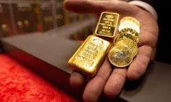 ภาวะตลาดทองคำนิวยอร์ก: ทองปิดบวก 2.4 ดอลล์ ข้อมูลศก.แกร่ง-ดอลล์อ่อนหนุนแรงซื้อ